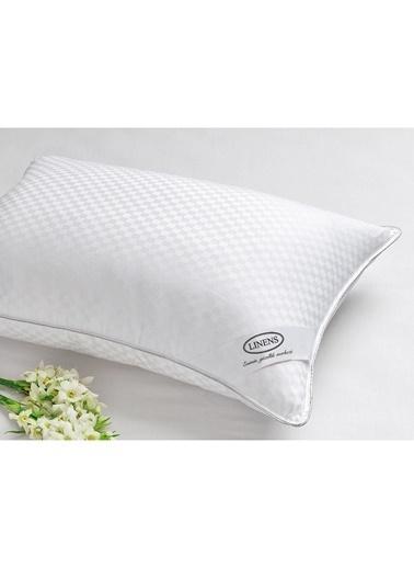 Linens Glory Yastık Beyaz